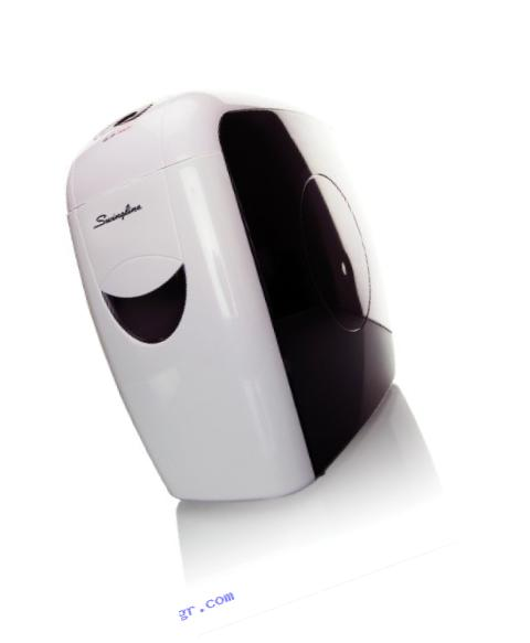 Swingline Paper Shredder, 7 Sheet Capacity, Super Cross-Cut, 1 User, Personal, Style+ (1758581)