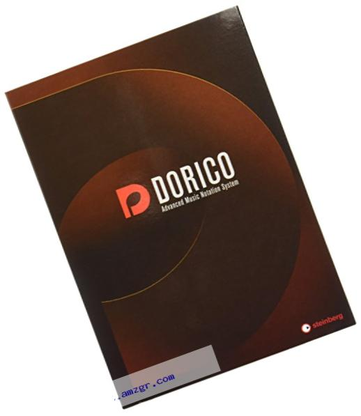 Steinberg 46297 Dorico Notation Software (Retail Box Version)
