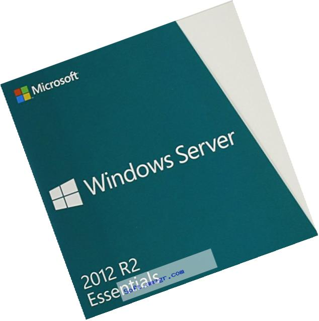 Microsoft Windows Server Essentials 2012 R2 64 Bit English DVD