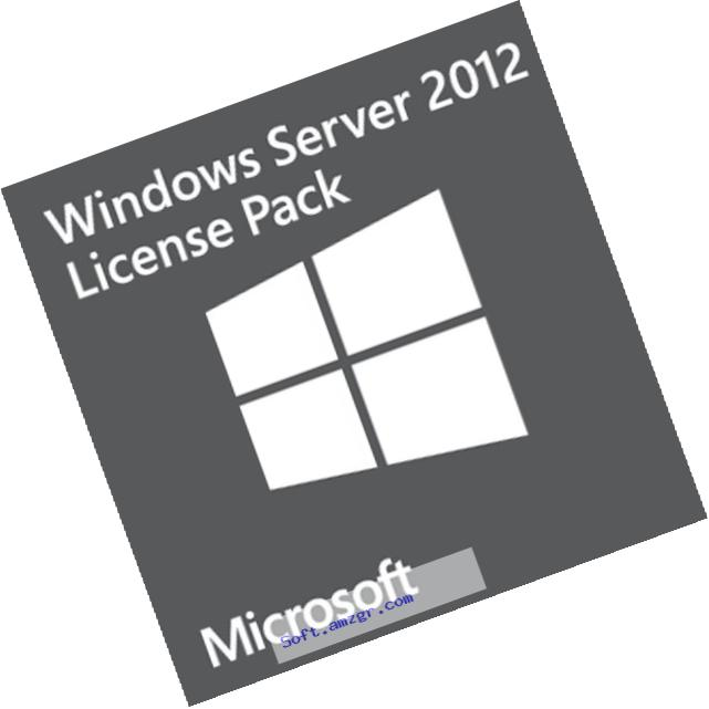 Microsoft Windows Server 2012 OEM - CAL (1 User)