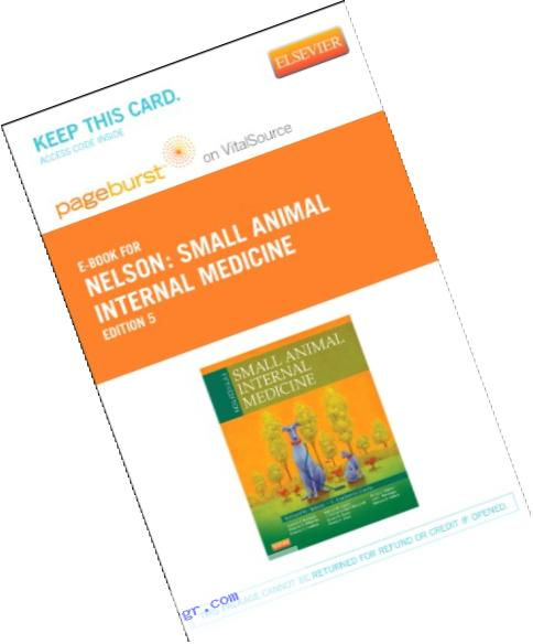 Small Animal Internal Medicine - Elsevier eBook on VitalSource (Retail Access Card), 5e