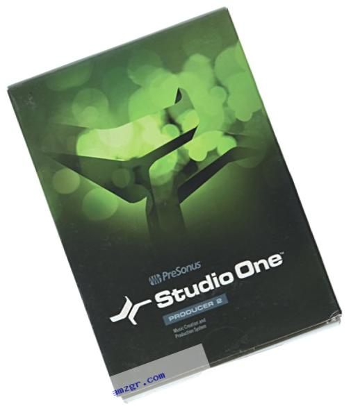 PreSonus Studio One Producer Audio Software