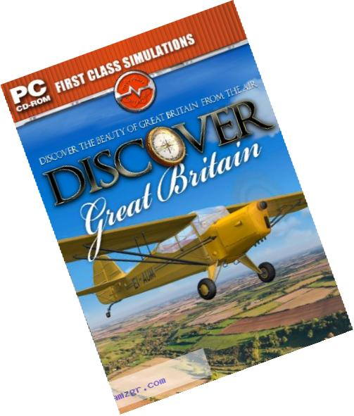Discover Great Britain - PC (Great Britain)