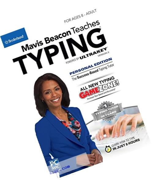 Mavis Beacon Teaches Typing Powered by UltraKey v2 - Personal Edition