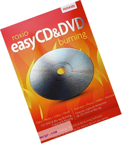 Easy Cd and Dvd Burning