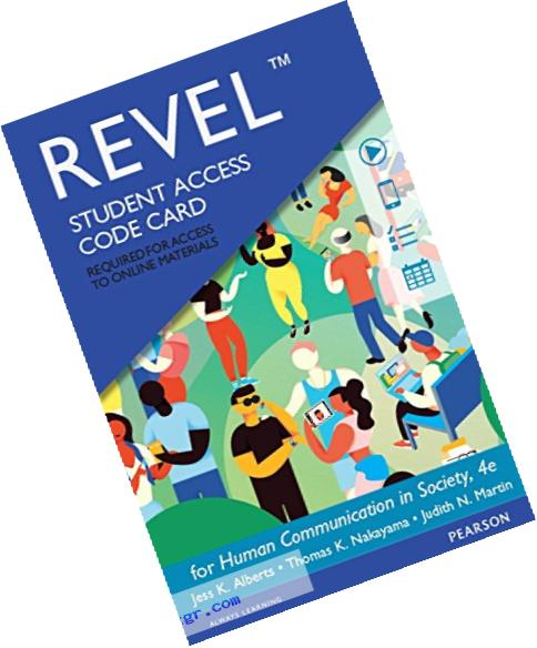 REVEL for Human Communication in Society -- Access Card (4th Edition)