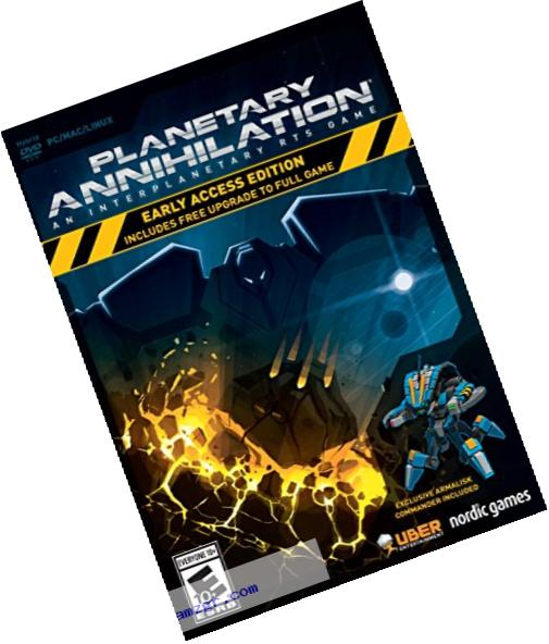 Planetary Annihilation: Early Access Edition - PC