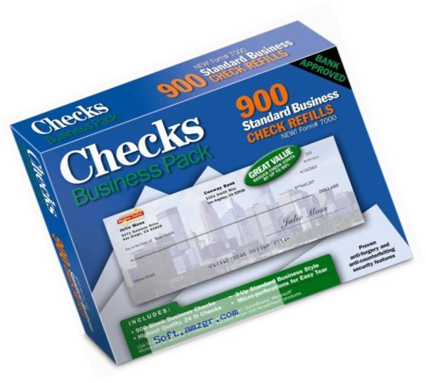 Checks - Business Pack