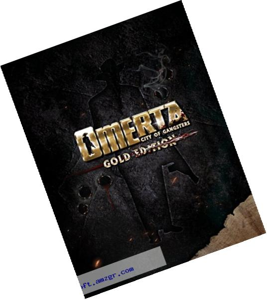 Omerta - City of Gangsters Gold Edition - PC