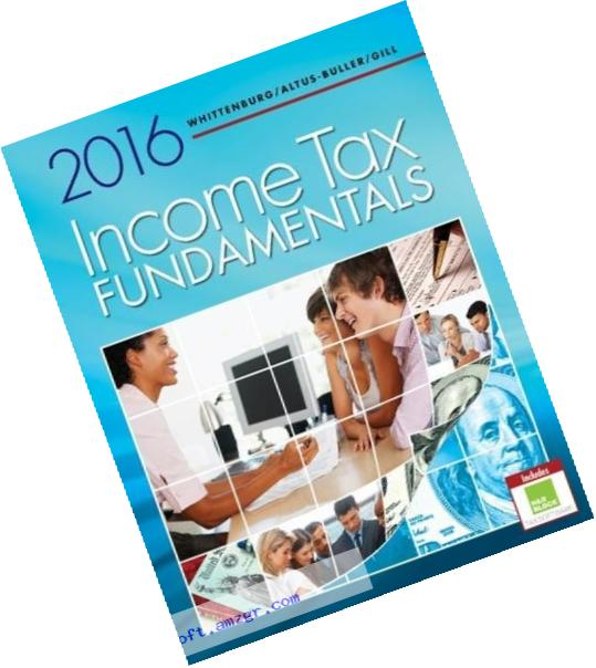 Income Tax Fundamentals 2016 (with H&R Block?�? Premium & Business Access Code)