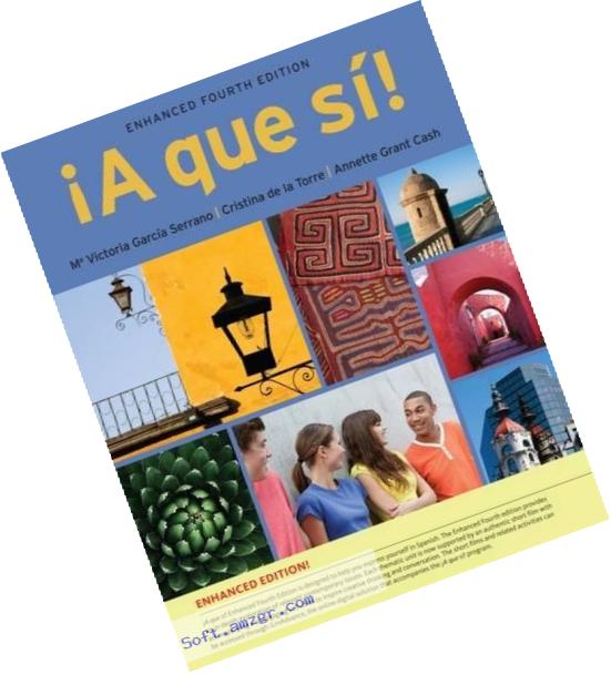 "A que si!, Enhanced (with iLrn?""? Advance Printed Access Card) (World Languages)"