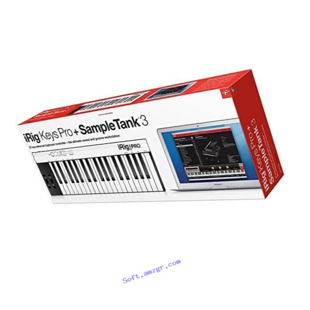 IK Multimedia Keys Pro + SampleTank 3 Bundle