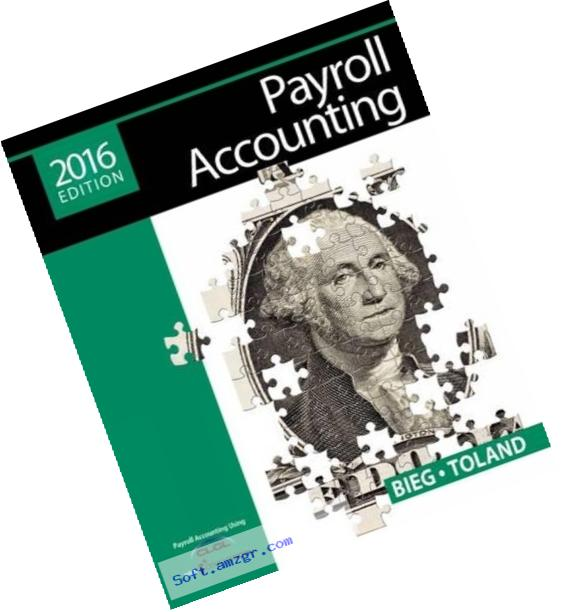 Payroll Accounting 2016 (with CengageNOW?�?v2, 1 term Printed Access Card)