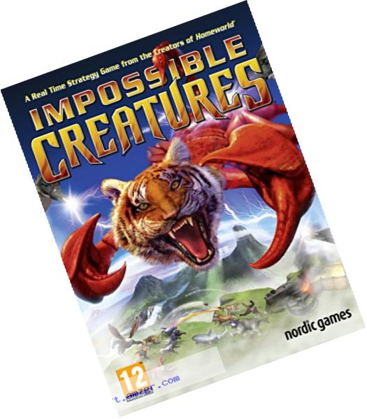 Impossible Creatures - (UK Import) - PC