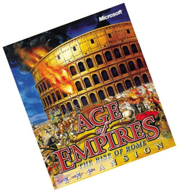 Age of Empires: The Rise of Rome - PC