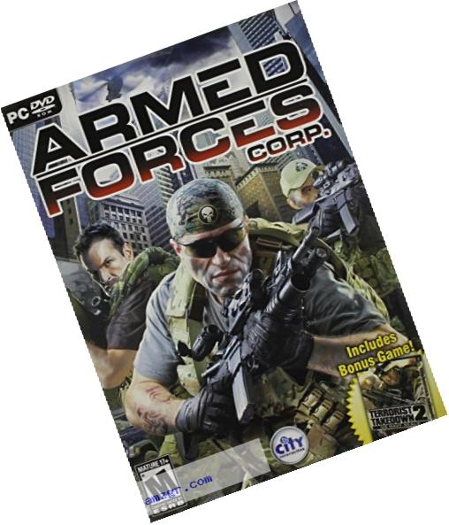 Action Pack - Armed Forces Corp / Terrorist Takedown 2 - PC