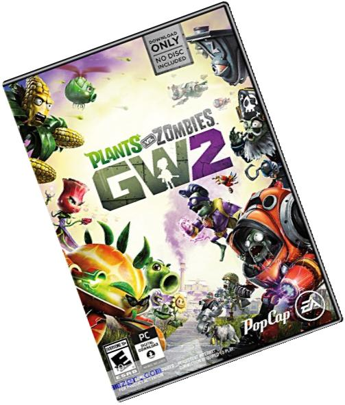 Plants vs. Zombies Garden Warfare 2 - PC [NO DISC]